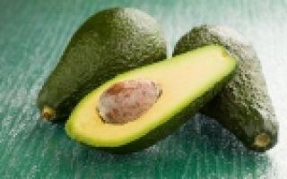 Как выглядит авокадо (фото авокадо)