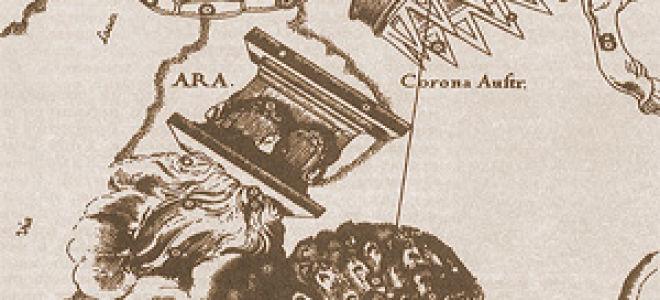 Созвездие Жертвенник (Ara)